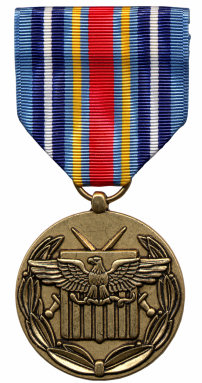 Global War on Terrorism Medal (Expeditionary) Front