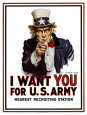Buy I Want You for U.S. Army at Art.com